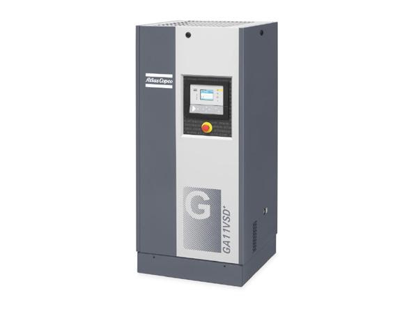 GA7-GA37 vs变频空压机